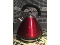 Red Morphy Richard kettle