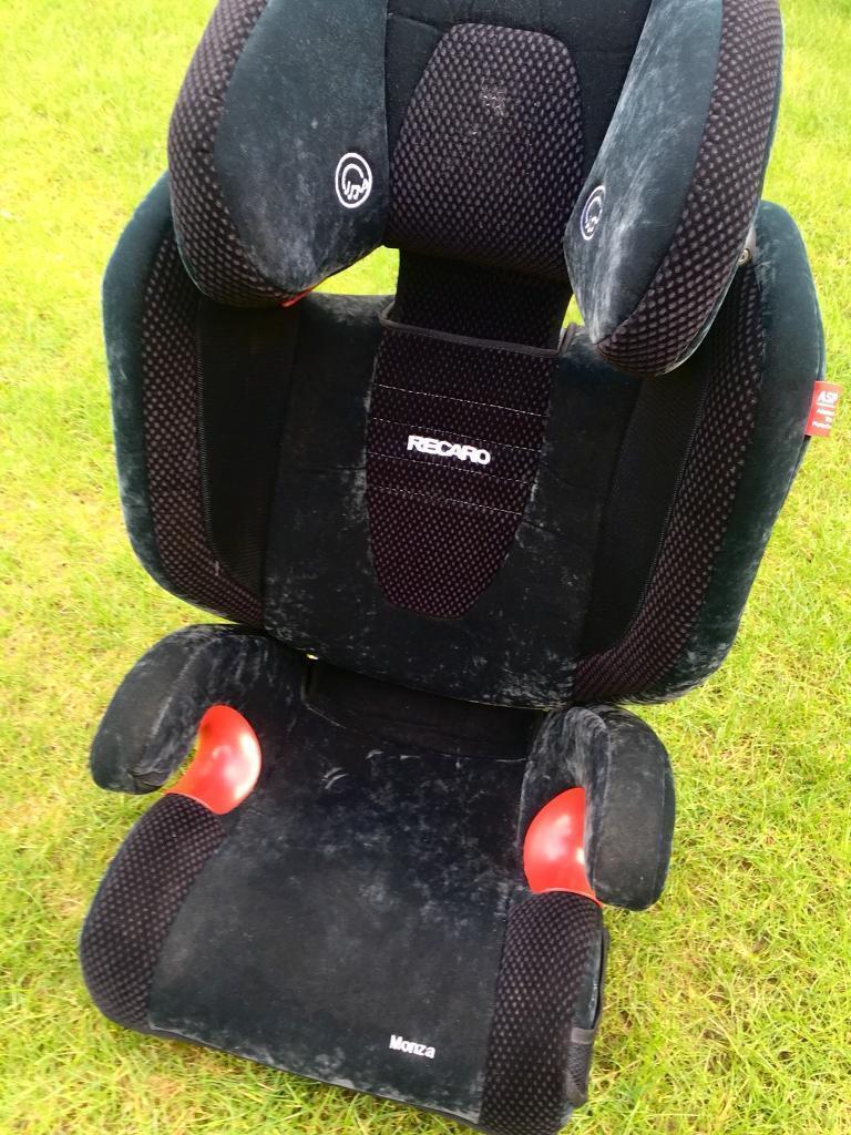 Car Seat (high back) Isofix Recaro   in Moira, County Armagh   Gumtree