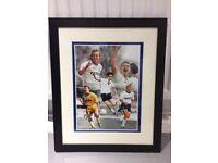 Tottenham Spurs Legends - Framed Print