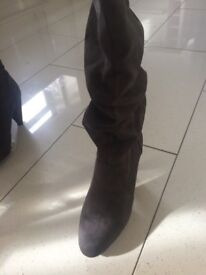 Brand new river island boots £15