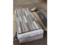 Ibero Montana Antracita Ceramic Wall Tiles - 455 x 190 x 8mm thick.