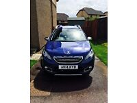 Peugeot 2008 1.6e-HDI ALLURE( start/stop) possible swap