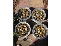 BWA alloy wheels x4