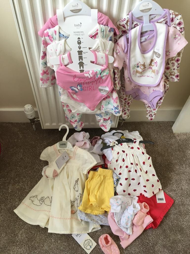 Baby Girl Clothes Newborn/0-3 months | in Hyde, Manchester | Gumtree