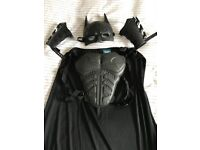 Batman dressing up accessories