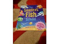 The Smallest Fish In School