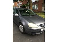 VW GOLF 1.6 SDI (2004) Quick sale as relocating. Great runner, 4 new tyres, 5 months MOT.