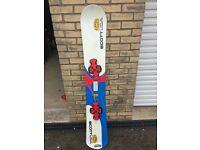Scott snow board