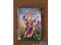 Disney Tangled DVD.