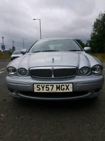 Jaguar x type 2ltr diesel