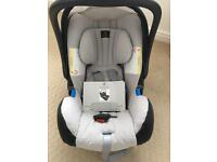 Mercedes Benz baby car seat