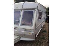 Buccaneer Elan 14 - 2 berth caravan