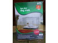 X Small Dog Crate Like new used only when our dog was small Puppy