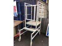 Aluminium Podium For Sale £100