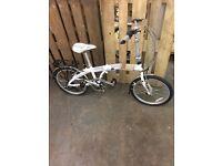 Falcon GoTo Folding Bike Unisex
