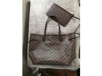 louis vuitton neverfull pre-owned 2015 REDUCED