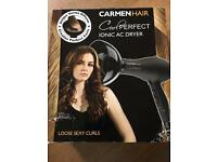 Curl perfect dryer