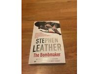 Stephen Leather, The Bomb Maker, Book - Good Condition - £1