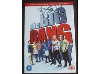 Big Bang Theory season 10 boxset new