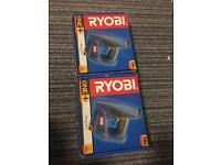Ryobi stapler 18v