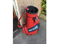 Youngsters golf bag
