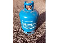15Kg Calor Gas cylinder - empty but can be used to obtain refill. 2 Available