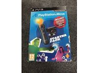 Playstation 3 Move Motion Controller - Starter Pack