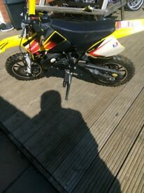 Motocross bike kids