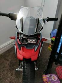Bmw electric motorbike