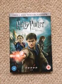 Harry Potter DVD