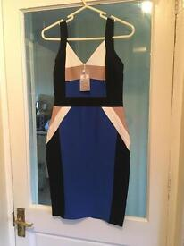Size 10/12 body con Xmas party dress