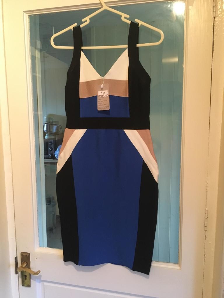 Size 10/12 body con Xmas party dress