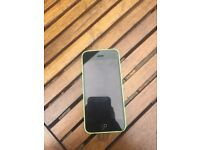 iPhone 5c green not turning on good condtion £14 to clear