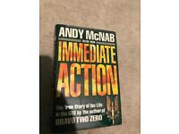 Andy McNab SAS true story of his life book