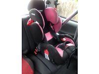Recaro young sport car seats