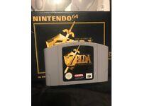 Zelda retro game
