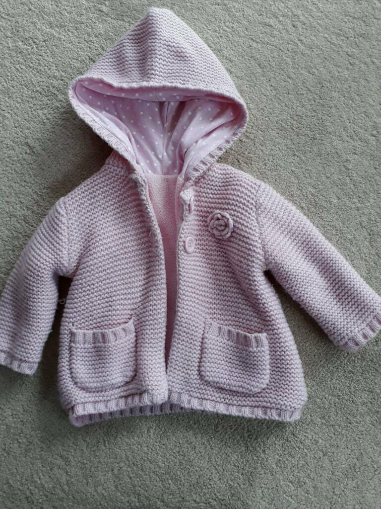 3-6 months girls jacket