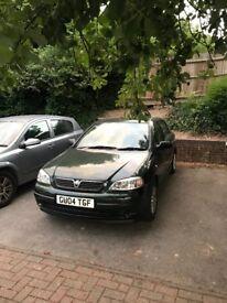 2004 vauxhall Astra 1.6