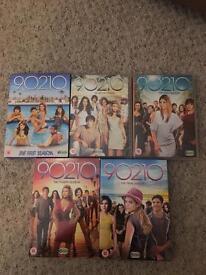 Complete 90210 DVD set