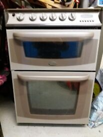cannon freestanding gas oven, in storage at bigbox norwich on gas at new house.