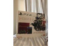 Special Edition Metal Gear Solid Playstation 4 Console