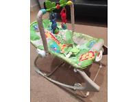 Fisher Price Monkey Bouncer
