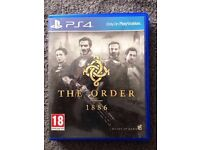 ps4 the order game swap for another ps4 game no sport games
