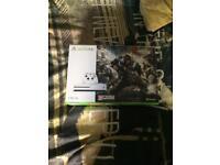 XBOX ONE S . WHITE 1TB + GAMES