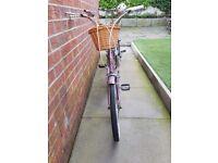 Vintage Raleigh Bicycle 3 Sturmer Gears