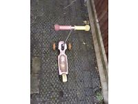 Girls Avigo Scooter