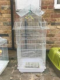 Budgie cage for sale