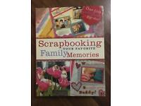 500+ page Scrapbooking