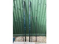 Fox fishing pole - 2 for sale