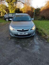 Vauxhall Astra 1.6 5 door Petrol Low Mileage Must Look
